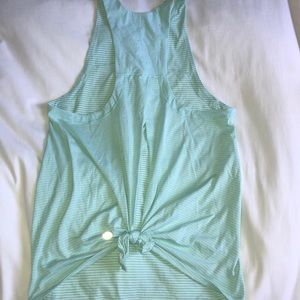 lululemon athletica Tops - Lululemon all tied up tank top